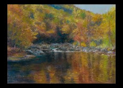 """Broad River near Chimney Rock"""