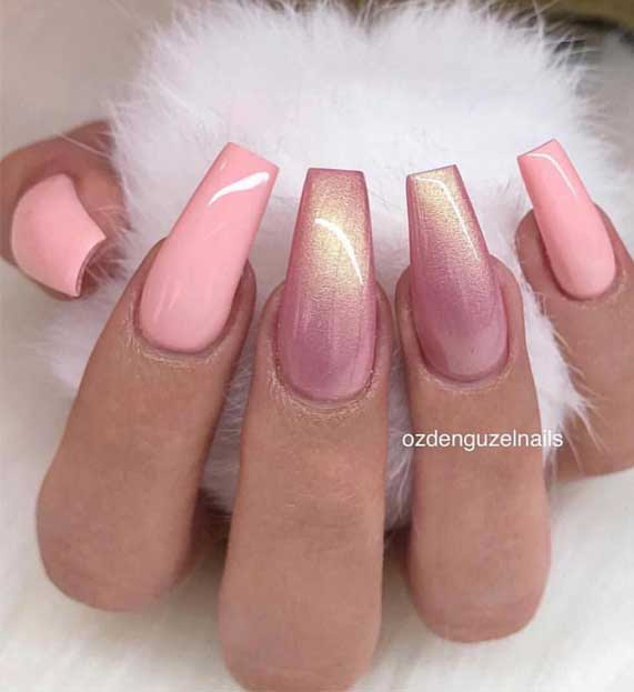 35 Ways To Bright Up Your Nails This Spring 2020 Fab Wedding Dress Nail Art Designs Hair Colors Cakes