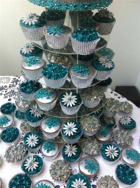 17 Best ideas about Teal Bridal Showers on Pinterest