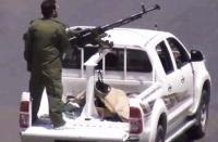 Сирийские повстанцы берут под контроль границы с Ираком и Турцией