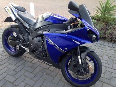 Yamaha Yzf R125 Brick7 Motorcycle