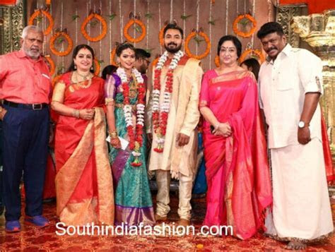 Keerthana Parthiban and Akshay's Wedding and Engagement Photos