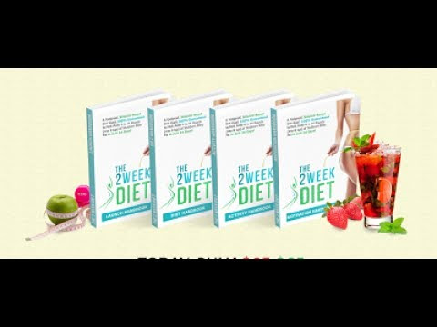 2 Week Diet for Weight Loss