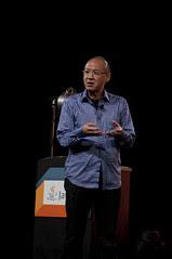 "Steven Chin, JavaOne 2011 San Francisco ""Java Strategey Keynote"""