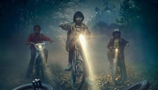 Série : Stranger Things - Gonzague Dambricourt