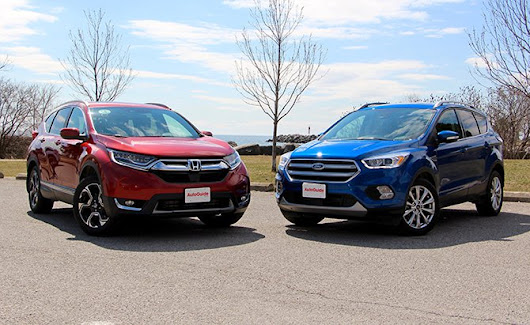 Ford Challenges Honda to See if Consumers desire to Make an Escape from #1