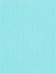 LETTER/STANDARD size JPG turquoise Tiny polka dots distress paper 350dpi