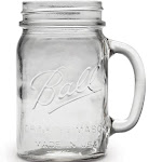 Ball 4ct 16oz Drinking Glass Mason Jars