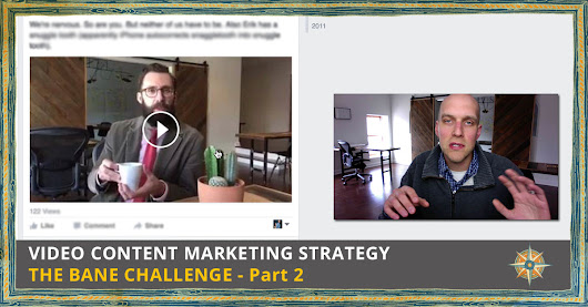 Starting A Video Content Marketing Strategy | Bane Challenge Part 2 - Of the Sea | Advertising Agency and Marketing Firm in Buffalo, NY