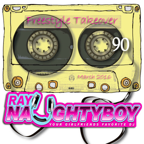 Freestyle Takeover March by Ray Naughtyboy