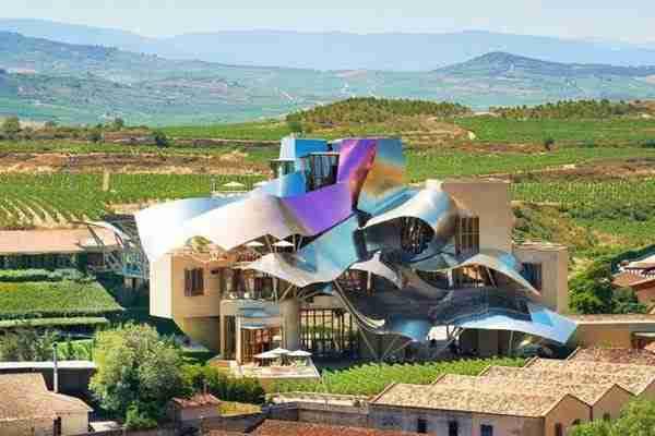Vinotherapie Spa Caudalie Marqués de Riscal Elciego, Ισπανία