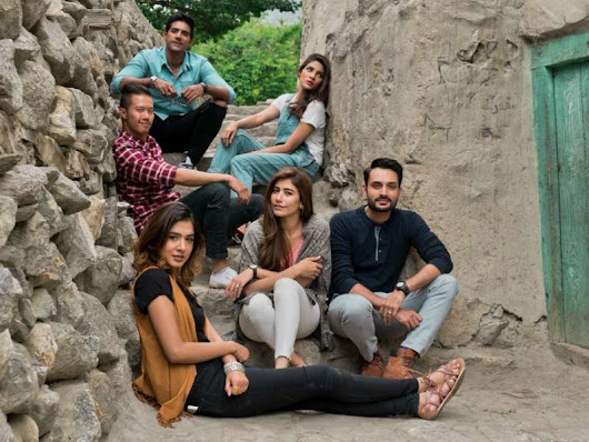Chalay Thay Saath trailer takes you on a scenic journey of Hunza valley
