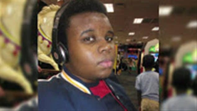 Michael Brown, 18ans, a été tué à Ferguson le 9 août 2014.