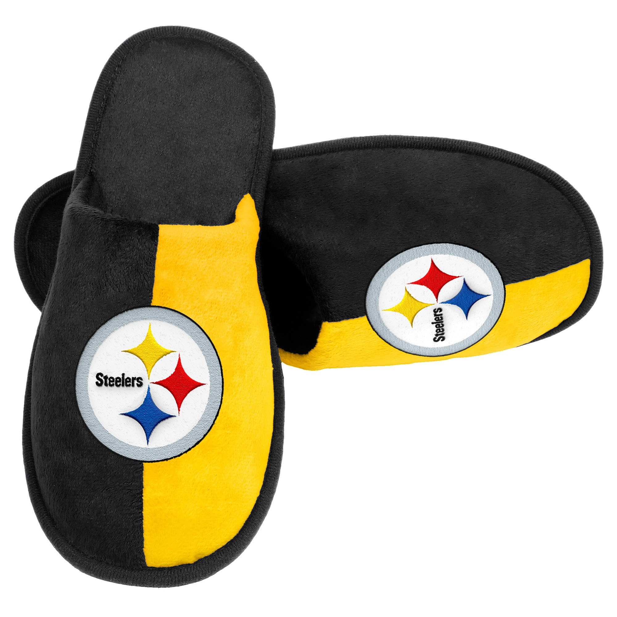 Pittsburgh Steelers Scuff Slippers