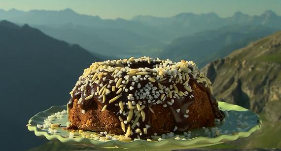 The Hairy Bikers Austrian Schokogugelhupf chocolate cake ...