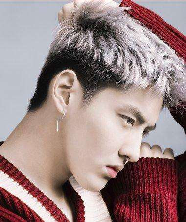 Hair Colouration For Chinese Men Fashion China