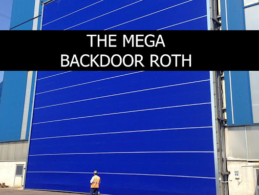 My First Mega Backdoor Roth Contribution - A JOURNEY TO FI
