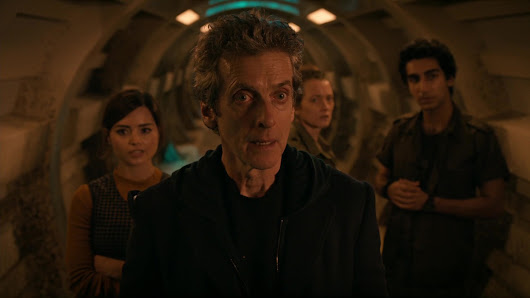 DOCTOR WHO, 9.4 - 'Before the Flood' - Frame Rated