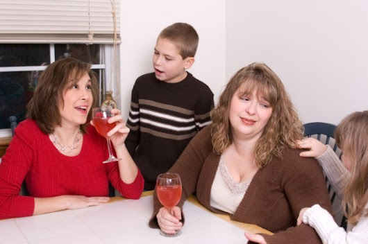Is Your Relationship with Alcohol Healthy ... For Your Kids?