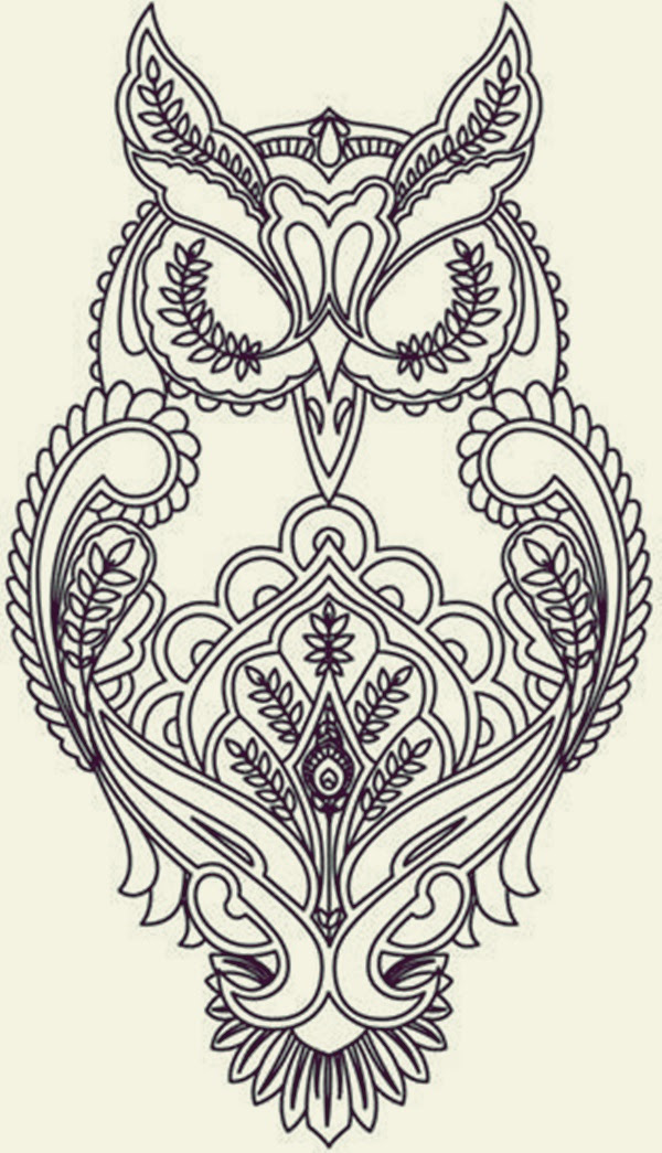 Printable Stencil Patterns For Many Uses (31)
