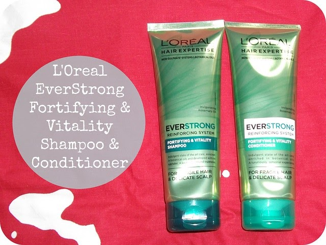 The Indigo Hours | Beauty & Lifestyle: Review | L'Oreal EverStrong ...