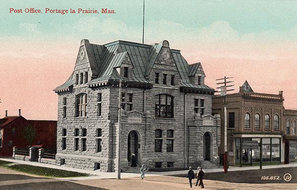 Portage la Prairie Post Office