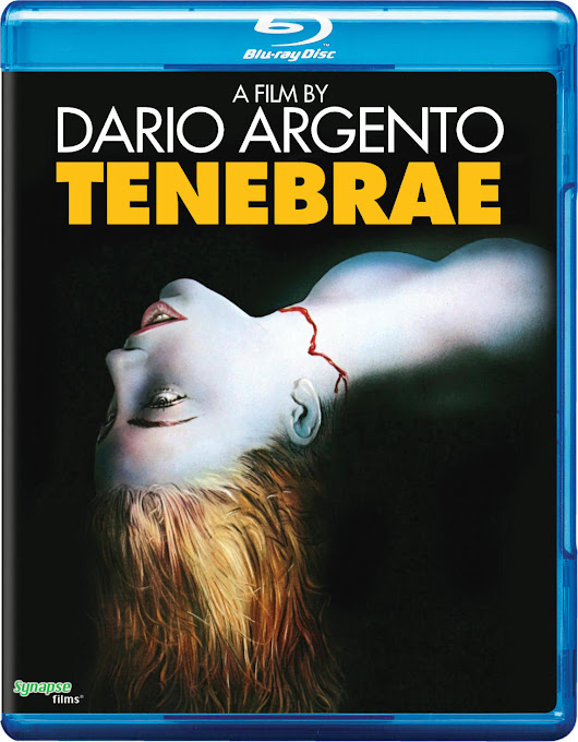 Tenebrae Review (Synapse Films Blu-ray) - Cultsploitation