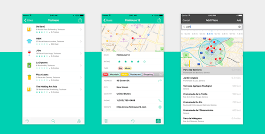 Placeboard makes it easy to save all the places you want to go