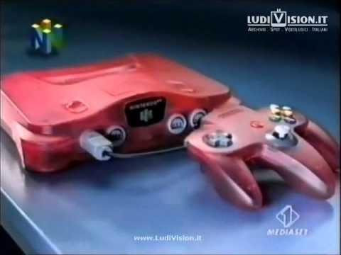 Nintendo 64 - Color Edition (1999)