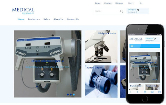 Medical Equipment a Medical Category Flat Bootstrap Responsive Web Template by w3layouts