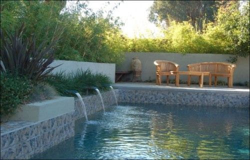 Small Back Yard Landscaping Ideas with Pool