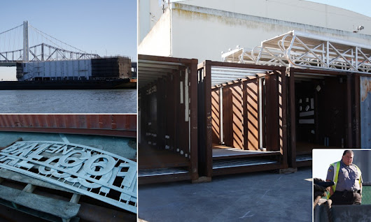 They're multiplying! THIRD mystery Google barge found lurking in SF