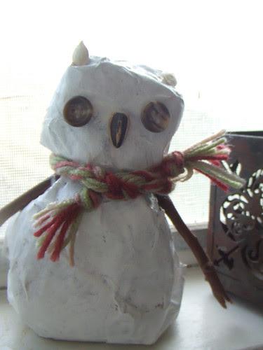 my owl, lune