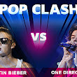 Justin Bieber vs. One Direction – Pop Clash