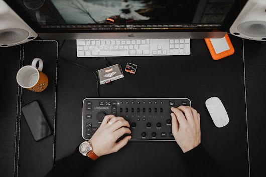 Loupedeck Lightroom Editing Console Giveaway ($259 Value!!)