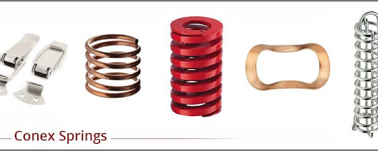 Drawbar Compression Springs, Stainless Steel Drawbar Compression Springs and Steel Drawbar Compression Springs