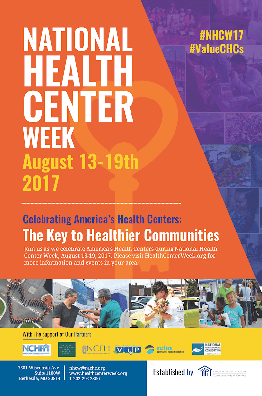 August 13-19 is National Health Center Week | Action Plus Bail Bonds