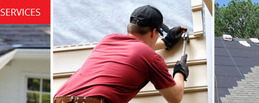 Gutter, Siding, & Roofing Services