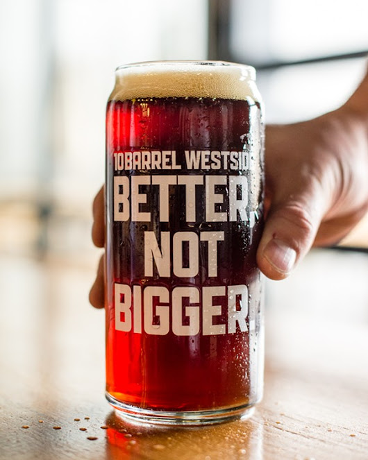 10 Barrel West Back Open | Beer & Drink | Bend | The Source Weekly - Bend, Oregon