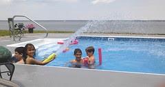 pool fun by Teckelcar