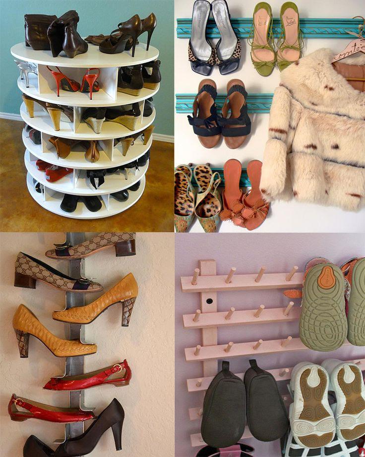 Creative Functional Shoe Storage