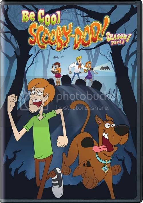 Be Cool Scooby Doo DVD