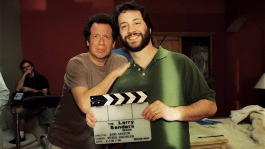 Judd Apatow insists the world remember how important Garry Shandling was