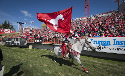Calgary Stampeders Home Games