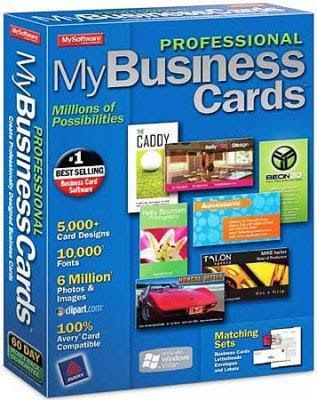 برنامج BusinessCards MX 3.99