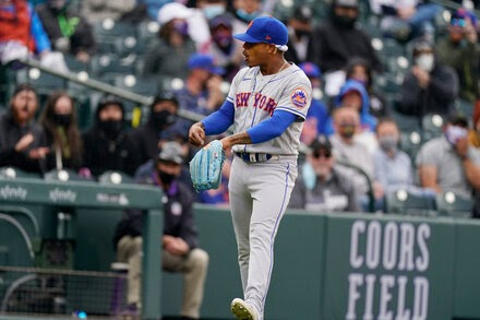 Stroman Dominates for Eight Innings in Win Over Rockies
