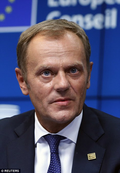 EU presidentDonald Tusk has told Greece to take the offer or head towards default