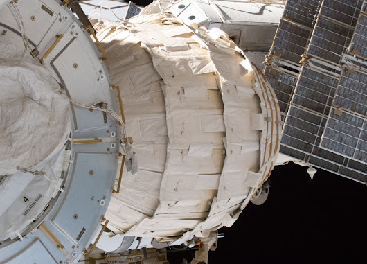 NASA May Extend BEAM's Time on the International Space Station - SpaceRef