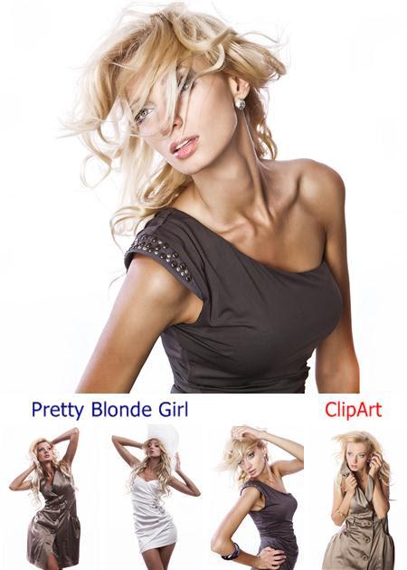 Pretty Blonde Girl REUPLOAD