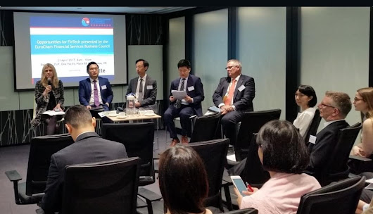 Breakfast seminar: Opportunities for FinTech presented by the EuroCham Financial Service Business Council – 21 April 2017